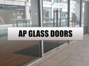 AP GLASS DOORS