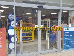 Auto Door Edit