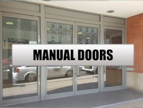 MANUAL DOORS NEW