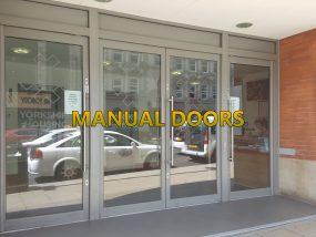 Manual Door Edit
