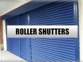 ROLLER SHUTTERS NEW
