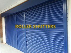 Roller Shutter Edit
