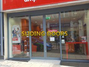 Sliding Door Edit