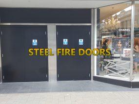 Steel Fire Door Edit