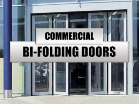 commercial bifolding